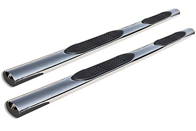 "ProZ 4"" Premium Straight Oval Nerf Bars"