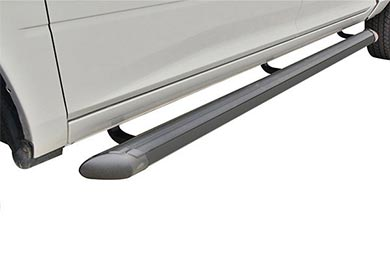 "Chevy Silverado Rampage 4"" Patriot Running Boards"