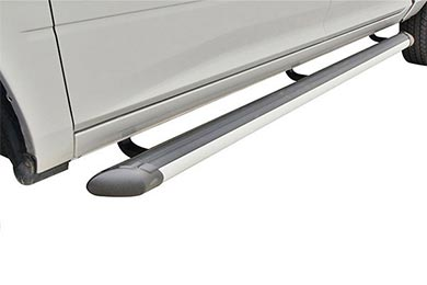 "GMC Yukon XL Rampage 4"" Patriot Running Boards"