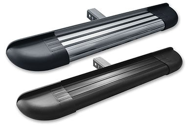 Hyundai Santa Fe Romik RB2 Rear Hitch Step Running Board