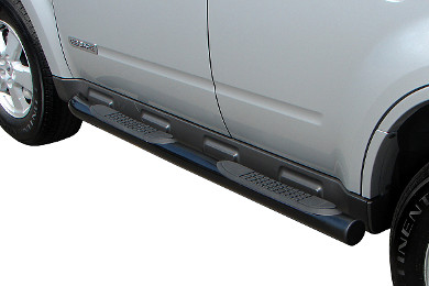 "GMC Yukon Steelcraft 3"" Round Nerf Bars"