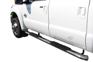 "Dodge Ram Steelcraft 5"" Premium Oval Nerf Bars"
