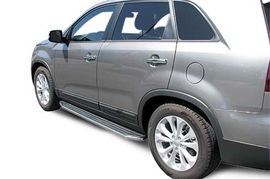 Toyota Highlander Steelcraft STX100 Running Boards