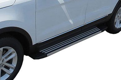 Toyota Highlander Steelcraft STX200 Running Boards
