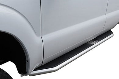 Chevy Silverado Steelcraft STX300 Running Boards