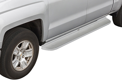 Ford F-250 Westin HDX Running Boards
