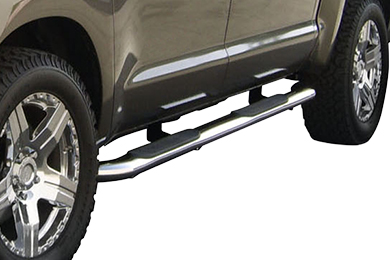 "GMC Canyon Westin Pro Traxx 5"" Oval Nerf Bars"