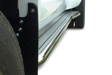 willmore acadia running boards