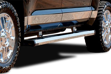 Ford F-250 Willmore Voyageur Running Boards