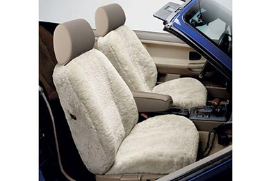 Toyota Corolla Blue Ribbon 3 Star Semi-Custom Sheepskin Seat Covers