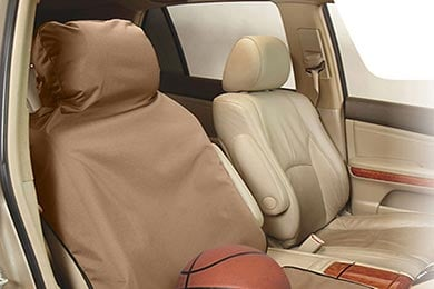 Honda Pilot Aries Seat Defender Canvas Seat Covers