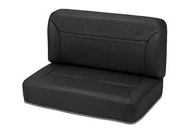 Bestop TrailMax II Rear Bench Seats