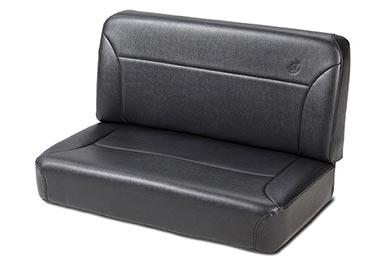 Bestop TrailMax II Rear Bench Seats