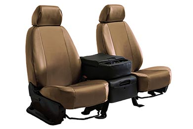Dodge Dakota CalTrend Carbon Fiber Seat Covers