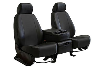 Hyundai Accent CalTrend Carbon Fiber Seat Covers