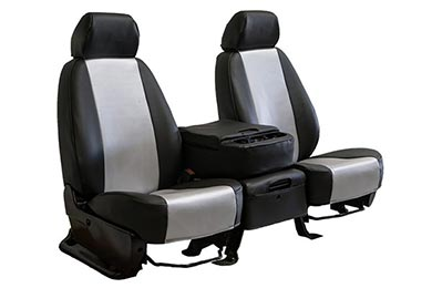 Kia Optima CalTrend Carbon Fiber Seat Covers