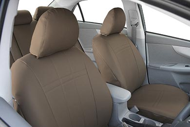 Lexus LX 470 CalTrend Leather Seat Covers
