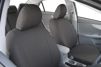 Hyundai Accent CalTrend Leather Seat Covers