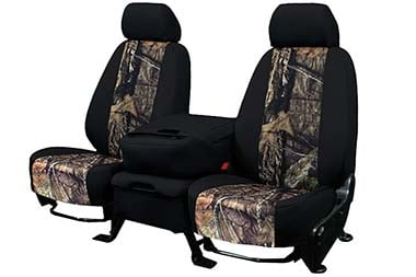 CalTrend Mossy Oak Camo NeoSupreme Seat Covers