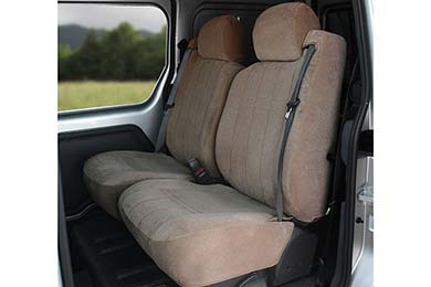Dodge Dakota CalTrend Velour Seat Covers