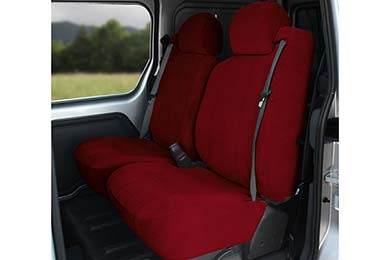 Lexus GX 470 CalTrend Velour Seat Covers