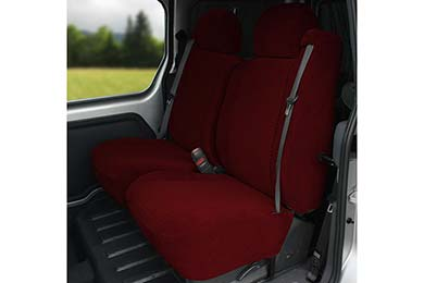 Ford F-250 CalTrend Velour Seat Covers