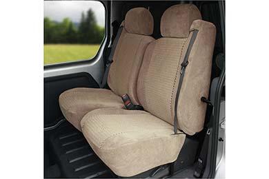 Lexus GX 470 CalTrend Velour Seat Covers