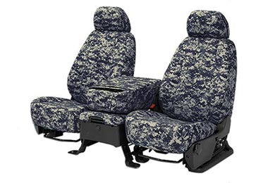 Mitsubishi Eclipse CalTrend Digital Camo Canvas Seat Covers