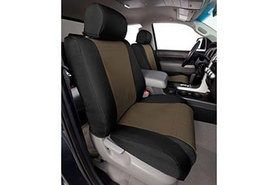 Ford Focus CalTrend Dura-Plus Canvas Seat Covers