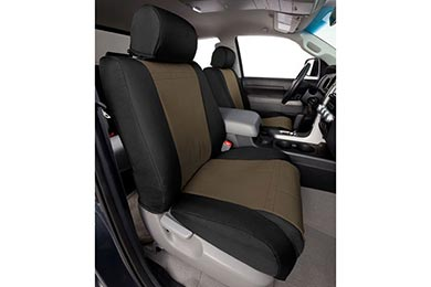 GMC Sierra CalTrend Dura-Plus Canvas Seat Covers