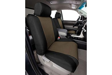 Honda Pilot CalTrend Dura-Plus Canvas Seat Covers