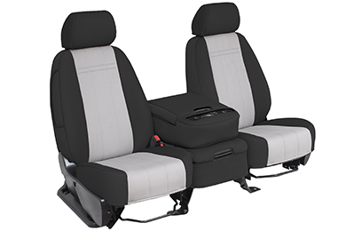 Toyota Sienna CalTrend Genuine Neoprene Seat Covers