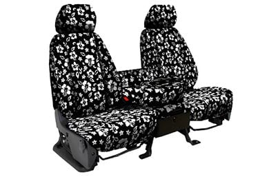 GMC Sierra CalTrend Hawaiian NeoSupreme Seat Covers