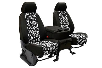 Chevy Silverado CalTrend Hawaiian NeoSupreme Seat Covers