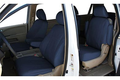 """CalTrend """"I Can't Believe It's Not Leather"""" Seat Covers"""