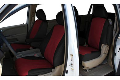 "CalTrend ""I Can't Believe It's Not Leather"" Seat Covers"