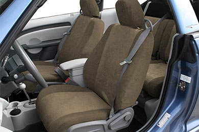 Toyota Tacoma CalTrend MicroSuede Seat Covers
