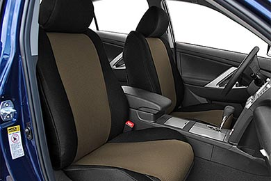 CalTrend SportsTex Poly-Cotton Seat Covers