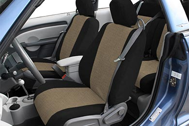 Mitsubishi Eclipse CalTrend SuperSuede Seat Covers