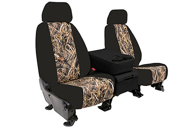 Dodge Challenger CalTrend ToughCamo Seat Covers