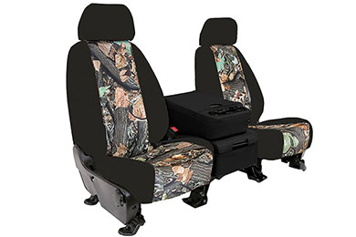 Mitsubishi Eclipse CalTrend ToughCamo Seat Covers