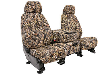 GMC Savana CalTrend ToughCamo Seat Covers