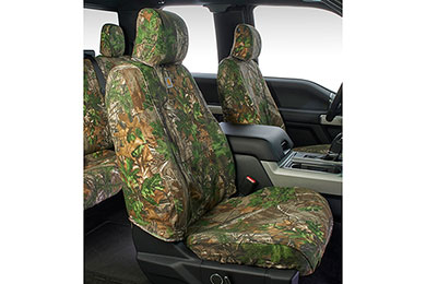 Jeep Wrangler Carhartt RealTree Camo Canvas Seat Covers