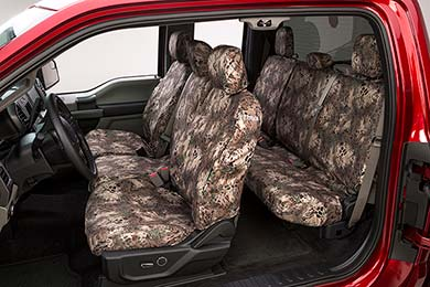 Covercraft SeatSaver Prym1 Camo Canvas Seat Covers