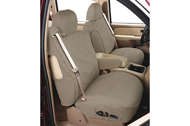 Ford F-250 Covercraft SeatSaver Canvas Seat Covers