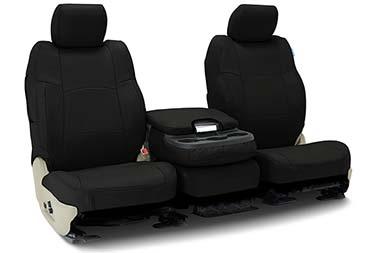 Subaru Impreza Coverking Genuine Leather Seat Covers