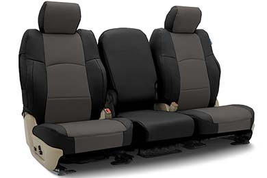 Volkswagen GTI Coverking Leatherette Seat Covers