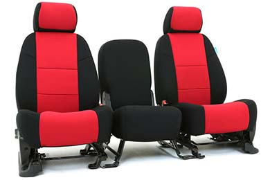 Toyota Sienna Coverking Neosupreme Seat Covers