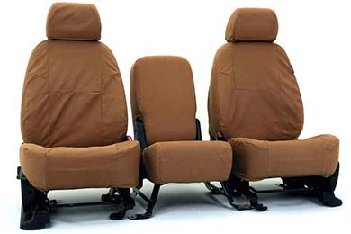 Honda Del Sol Coverking Poly-Cotton Seat Covers