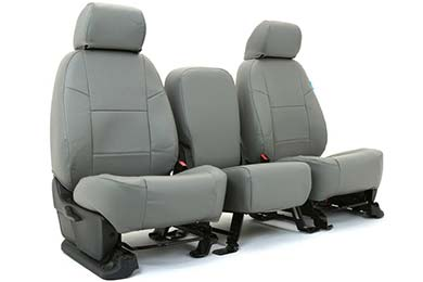 Coverking Rhinohide Seat Covers - Steel Grey